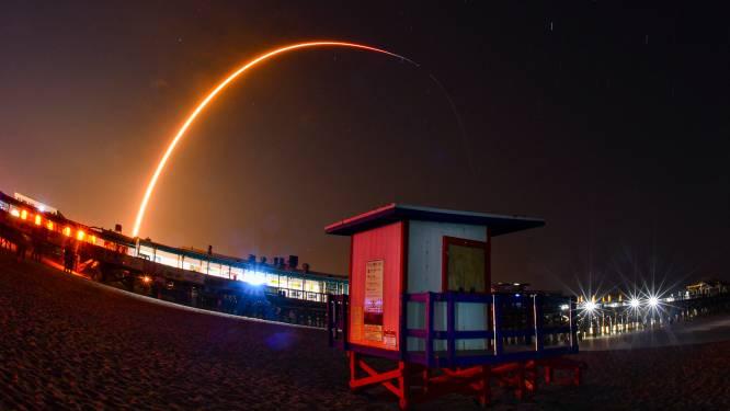 SpaceX lanceert en landt Falcon 9-rakettrap voor de negende keer