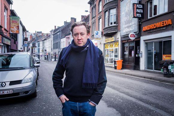 Tim Joiris, voorzitter van Horeca Oost-Vlaanderen.