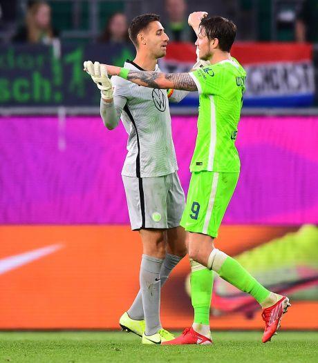 Casteels et Wolfsburg en tête de Bundesliga, Depay montre la voie au Barça, Man U de justesse
