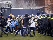 Ruim 150 arrestaties bij demonstratie Museumplein