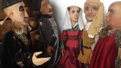 Luk De Bruyker kreeg eindelijk zijn Van Eyck-poppen uit Praag, maar moet familiespektakel uitstellen tot februari