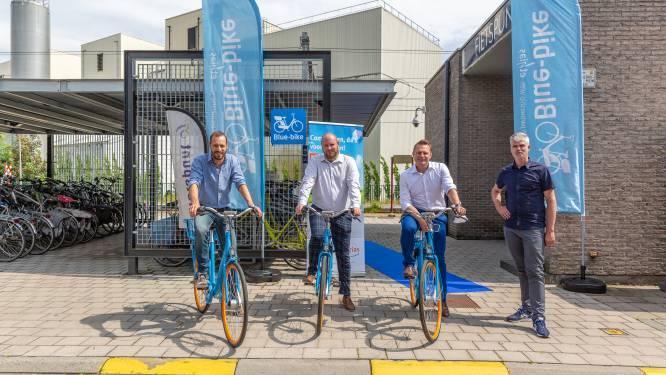 Zele voortaan ook deel van Blue-bikenetwerk
