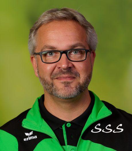 Volleybaltrainer Olaf Ratterman (45) plotseling overleden