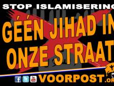 Politie onderzoekt sticker met 'Stop islamisering' op ruit multiculturele stichting Vlaardingen