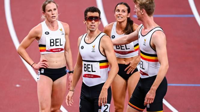 Een medaille behoort tot de mogelijkheden: België plaatst zich in recordtijd voor finale Mixed Relays