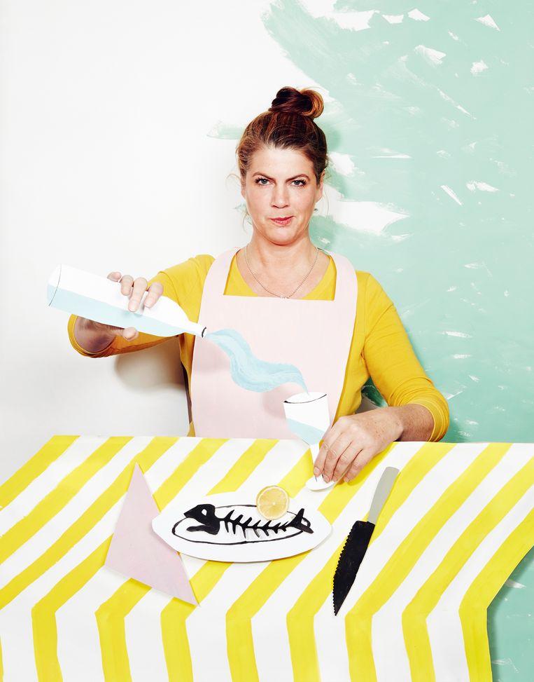 10 zoete bakrecepten van weekendkok Yvette van Boven Beeld Oof Verschuren