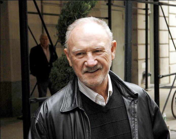 Gene Hackman in 2007.