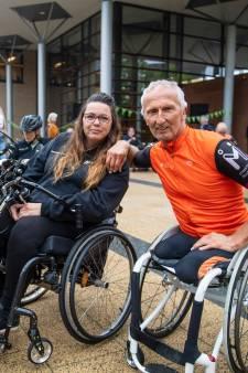 Jessica uit Haaksbergen belandde in een rolstoel: 'Sporten is een mooie uitlaatklep, juist voor iemand met een beperking'