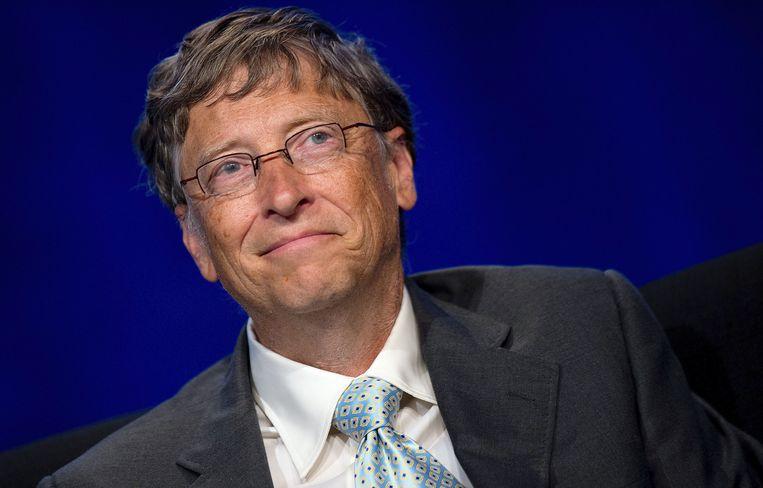 Bill Gates. Beeld BELGA