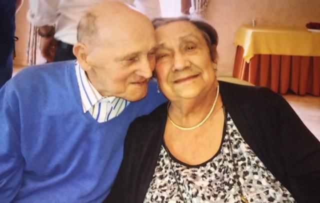 Marcel en Magdalena uit Eizer vieren woensdag hun platina bruiloft.