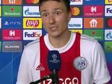 Steven Berghuis na Sporting-Ajax: 'Ik heb genoten'