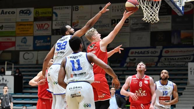Drie weken na bekerfinale: Oostende blikt Mechelen met 73-104 in