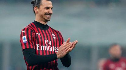 Zlatan denkt na over toekomst: extra jaar bij Milan lijkt veraf, dan maar als makelaar samenwerken met Raiola?