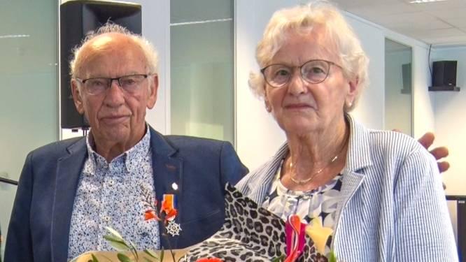 Jan Hermanussen dubbel onderscheiden tijdens bijeenkomst KBO