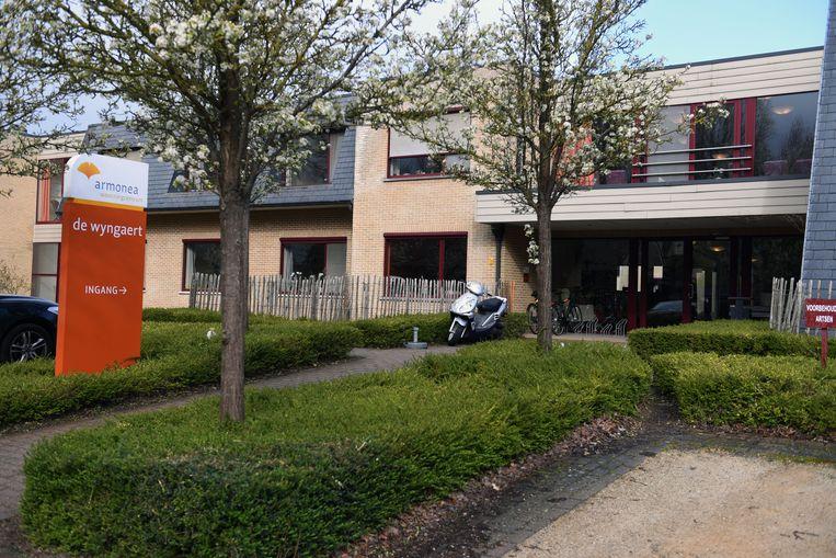 Zorgcentrum De Wyngaert in Rotselaar.
