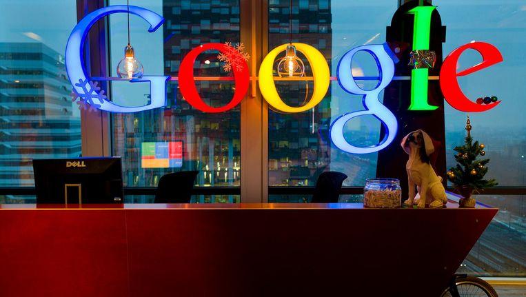'Nog even en het eerste Googleziekenhuis wordt geopend' Beeld anp