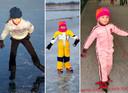 Femke Kok stond als meisje al heel jong op de schaats.