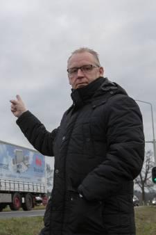 Waarom Alfons tot de hoogste rechters wil vechten tegen 9 flitsboetes van 'op hol geslagen flitspaal' bij Wierden
