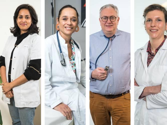"""""""Als huisarts ben je een levensarts."""" Vier huisartsen vertellen over hun job én delen hun gouden gezondheidstip"""