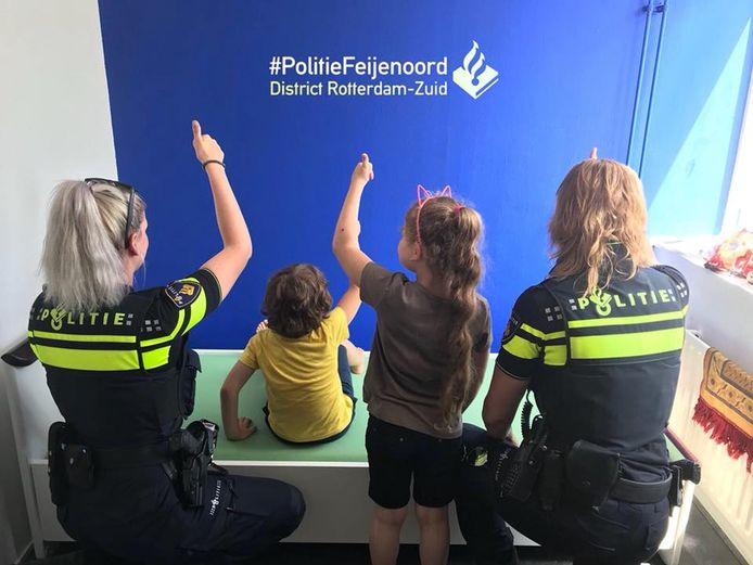 Politie Feijenoord