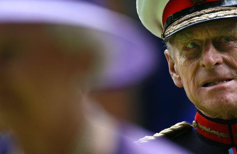 Prins Philip in 2007. Beeld AFP