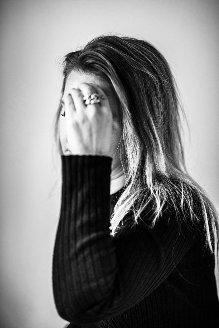 Esther: 'Dit had nooit mogen gebeuren. Maar wat ook niet mag gebeuren, is dat Robin voor niets is gestorven.' Beeld Linelle Deunk