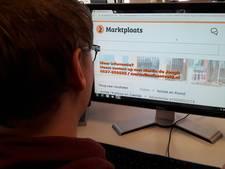 Inwoners van Zwolle, Apeldoorn en Zeewolde kopen Marktplaats leeg