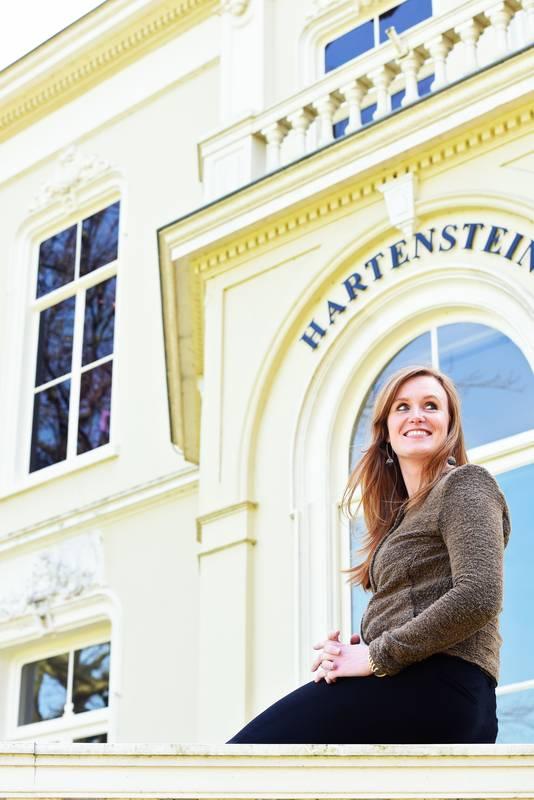Sarah Heijse, directeur van Airborne Museum Hartenstein in Oosterbeek.