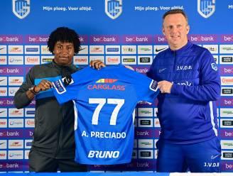 """Van den Brom blij met nieuwe rechtsachter Preciado: """"Ambitieuze jongen met specifieke kwaliteiten"""""""