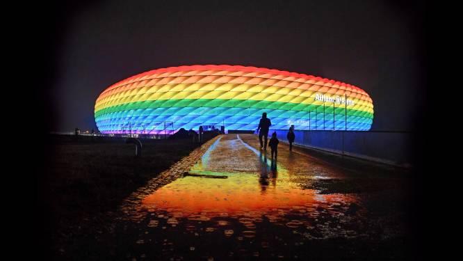 """Vlaming Serge, getrouwd met een man, woont in Boedapest: """"Door verbod regenboogkleuren, neemt UEFA net wél politiek standpunt in"""""""