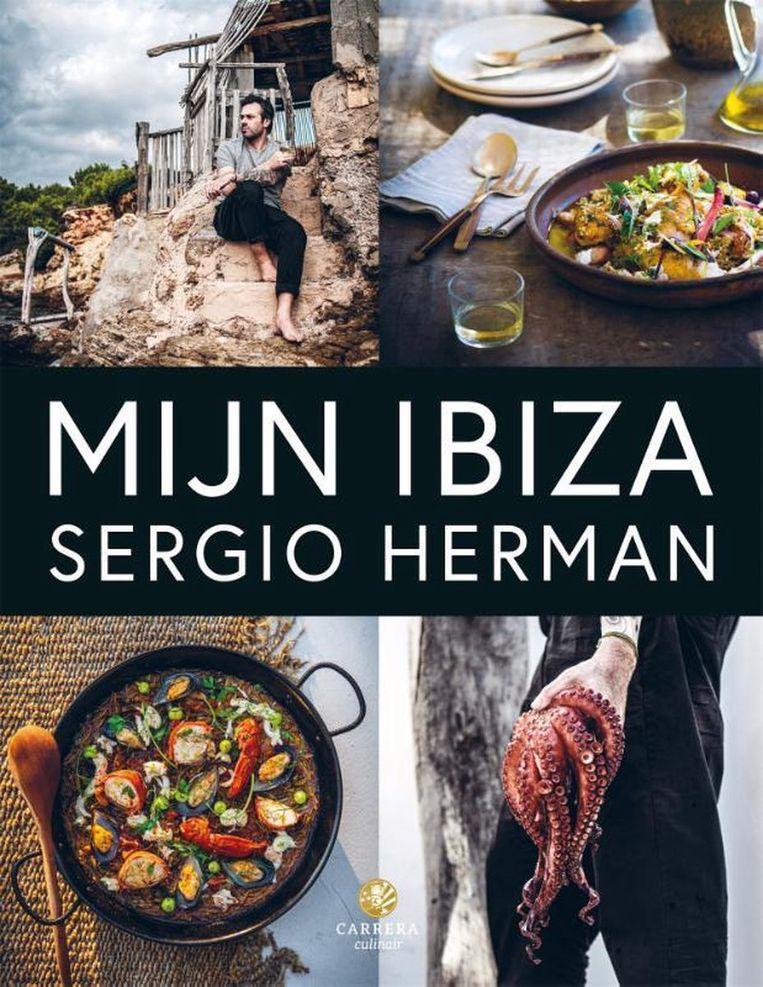 Mijn Ibiza, Sergio Herman. Carrera Culinair, €25. Beeld