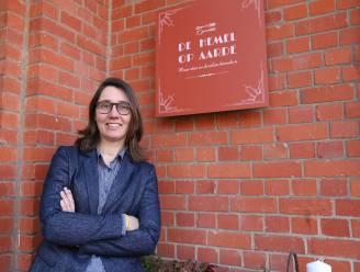 """Manon Vivier (37) opent eigen horecazaak 'De Hemel op Aarde': """"Oude kloostergebouw was de perfecte plek"""""""