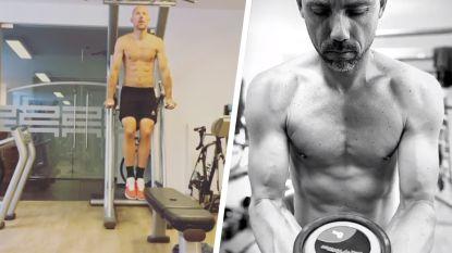 """Messcherpe Sven Nys (43) imponeert op Instagram: """"Een voorbeeld voor velen"""""""