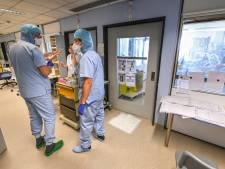 Les chiffres toujours en baisse: moins de 400 patients Covid dans les hôpitaux