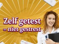 Stekker uit site waarop student zelftests kan bestellen