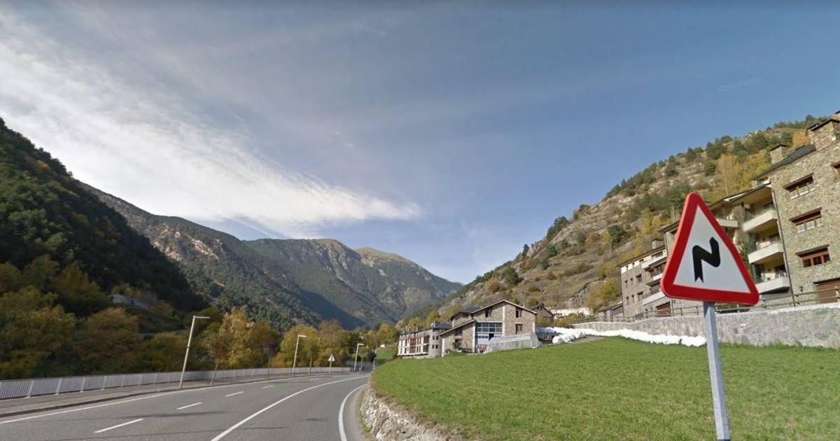 'Nederlandse' motorrijder verongelukt in Andorra, automobilist gearresteerd.