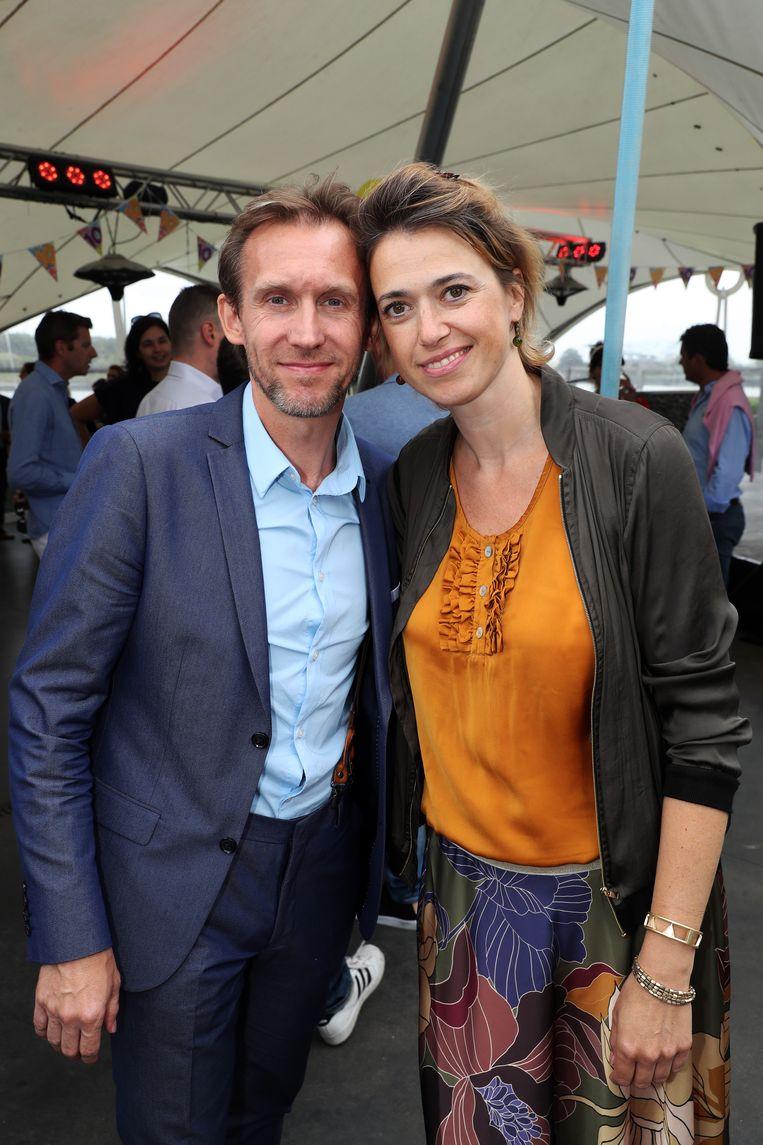 Dirk Van Vooren en Griet