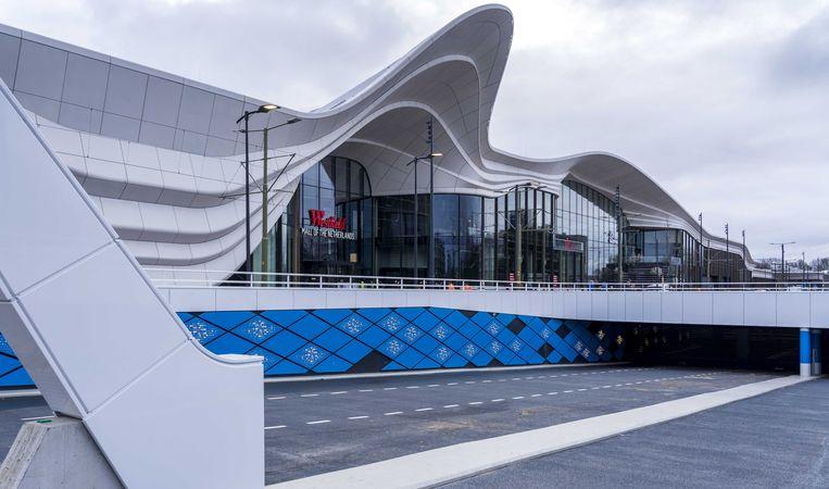 De Westfield Mall of The Netherlands in Leidschendam. Beeld ANP