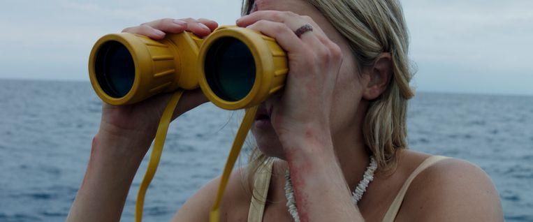 Shailene Woodley stars in Adrift. Beeld STXfilms