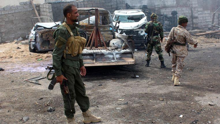 Zelfmoordaanslagen zijn schering en inslag in Jemen.