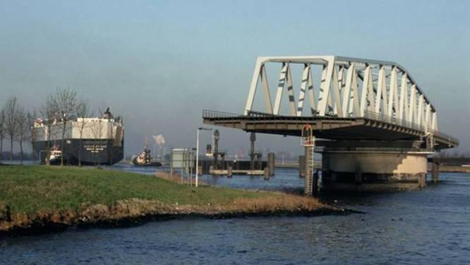 Sasbrug heel weekend afgesloten door onderhoudswerken