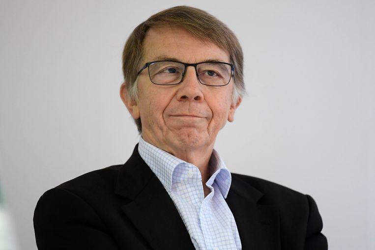 BAS-voorzitter Marc Boes.