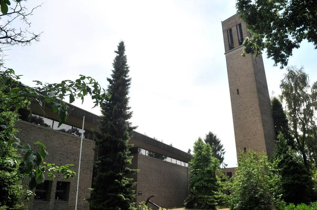 De Sint Josephkerk in Heelsum.