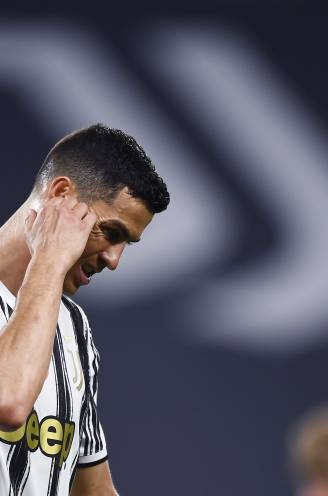 "Ronaldo onder vuur na nieuwe wanprestatie Juve: ""Cristiano blinkt dit seizoen uit in afwezigheid"""