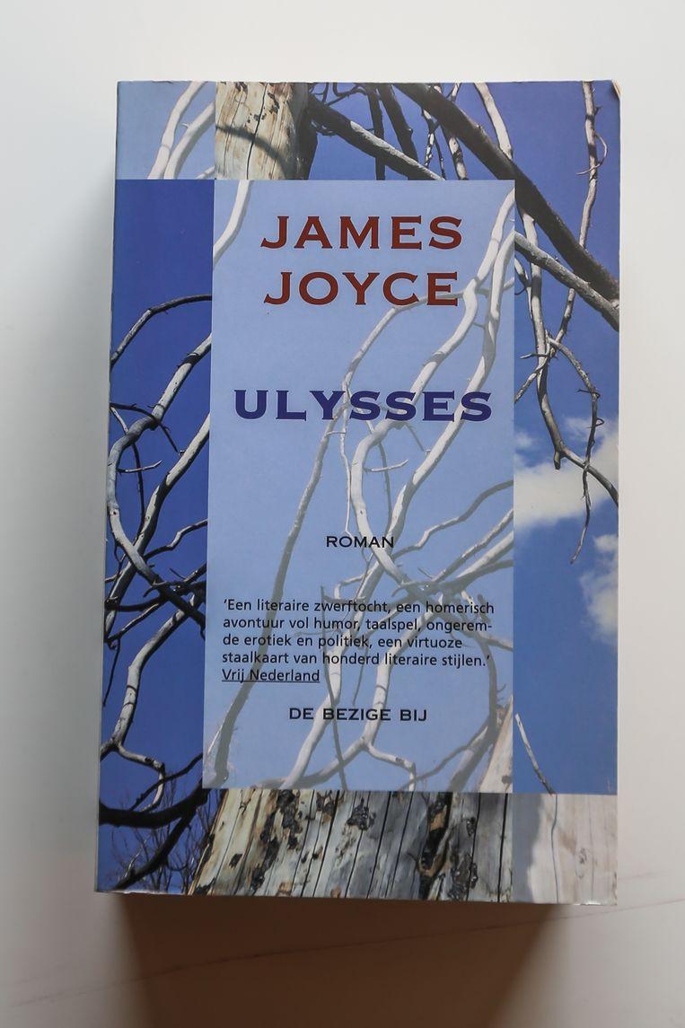 'Ulysses', de recente Nederlandse vertaling van het boek van de Ier James Joyce dat zo moeilijk is dat (bijna) niemand het krijgt uitgelezen.