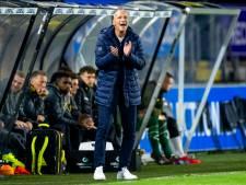 Eindelijk valt er wat te juichen voor NAC-trainer De Graaf: 'Eerste helft waren we heel dominant'