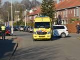 Fietser gewond bij botsing met auto in Breda
