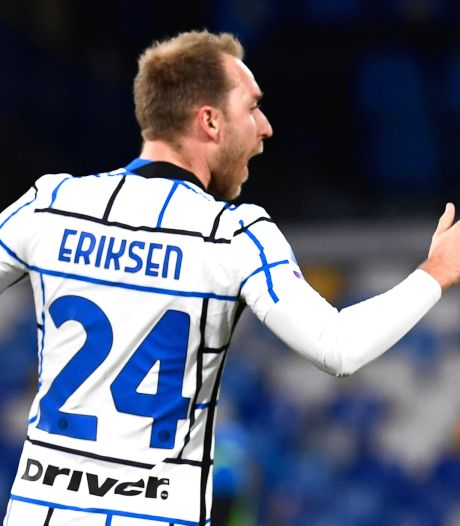 Christian Eriksen ne peut pas jouer en Italie avec un défibrillateur