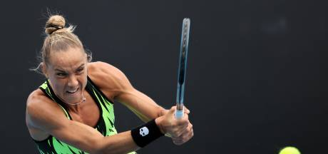 Rus weet Swiatek niet te verrassen op Australian Open