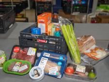 Geldropse voedselbank krijgt eerst bouwkeet, dan nissenhut: voedseluitgifte kan door